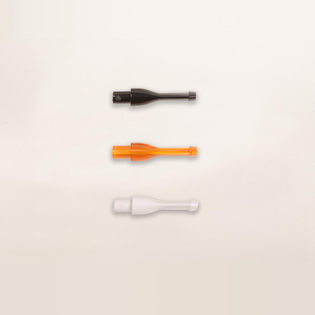 Royal Non-Filtered Bits (Black/Amber)