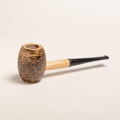 Country Gentleman Corn Cob Pipe w/ Straight Bit