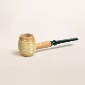 Diplomat Apple Corn Cob Pipe with Straight Bit