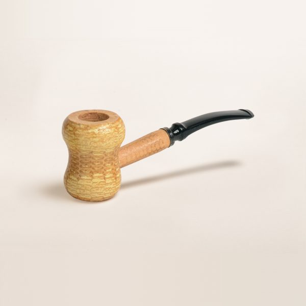 Great Dane Corn Cob Pipe (Spool w/ Bent Bit)