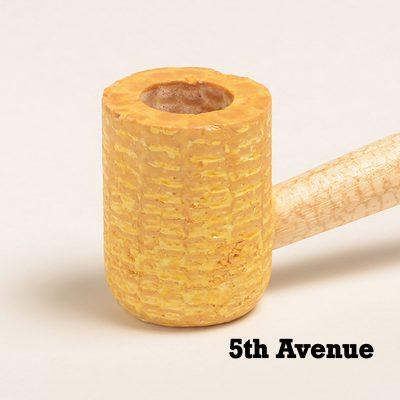 Legend Corn Cob Pipe (5th Avenue Bowl Close Up)