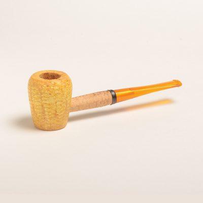 Legend Corn Cob Pipe (Rob Roy Bowl w/ Straight Bit)