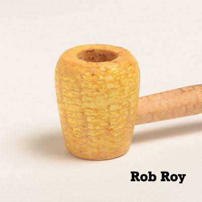 Legend Corn Cob Pipe (Rob Roy Close Up)