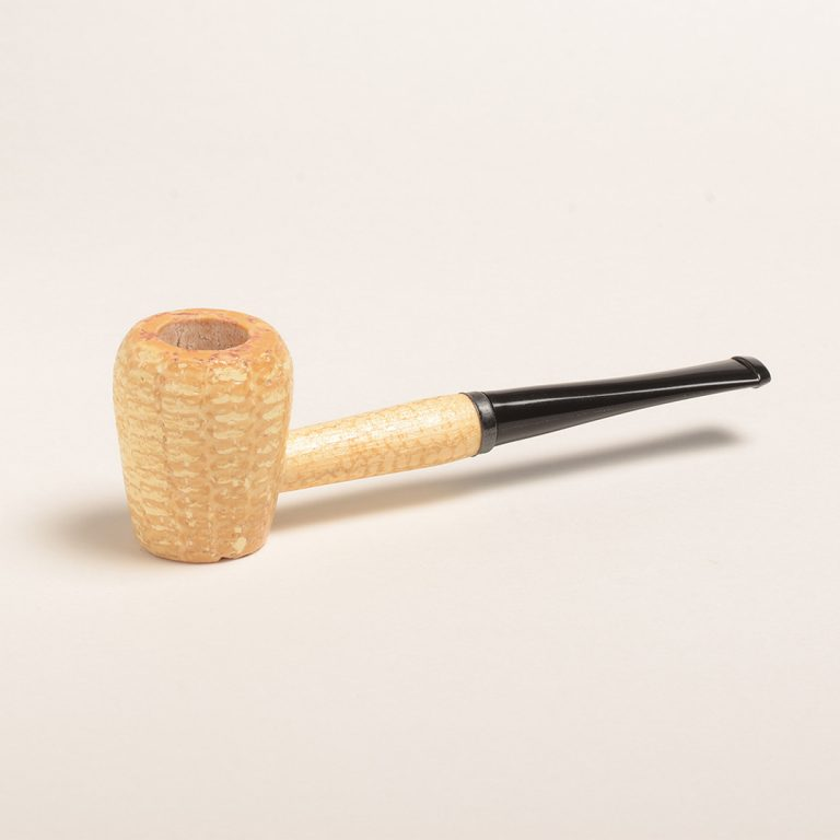 Washington Corn Cob Pipe (Rob Roy Bowl - Straight Bit) from Missouri Meerschaum