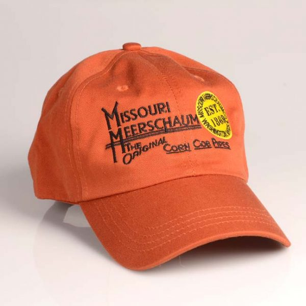 Missouri Meerschaum Burnt Orange Hat