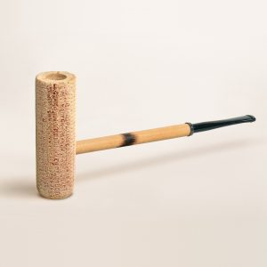 MacArthur Classic Natural Corn Cob Pipe