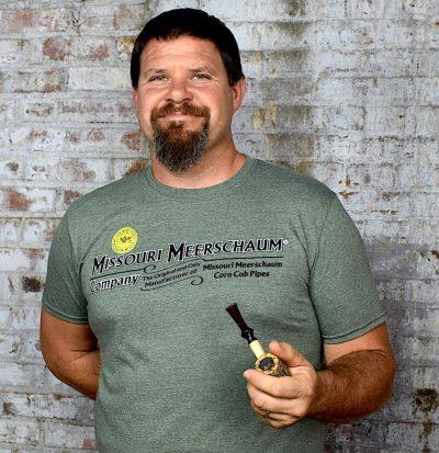 Missouri Meerschaum Got Corn? T-Shirt Front