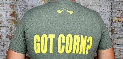 """""""Got Corn?"""" Short Sleeve T-Shirt-550078"""