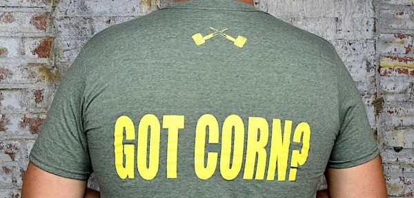 """Got Corn?"" Short Sleeve T-Shirt-550078"