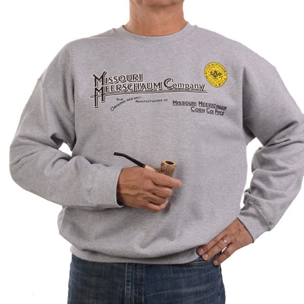 Missouri Meerschaum Long Sleeve Grey Sweatshirt