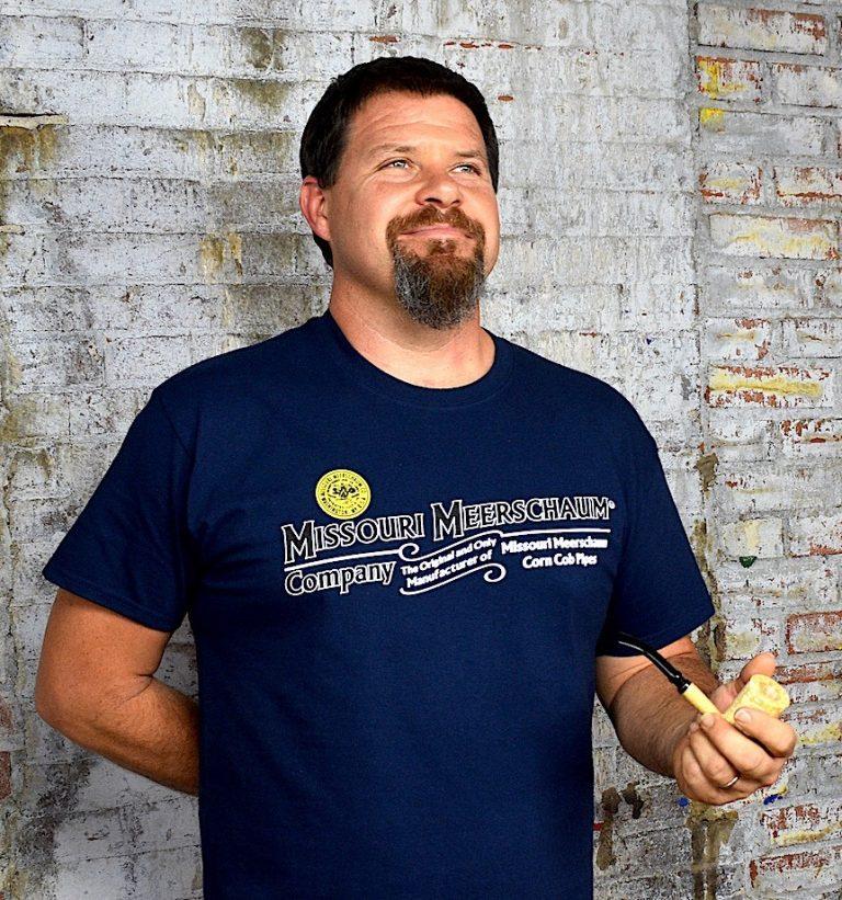 Navy Blue Short Sleeve T-Shirt-550085