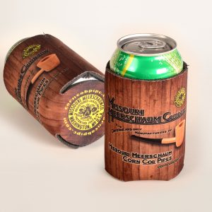 """Wood-look"" Koozie"