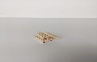 Medico Wood Pipe Filters from Missouri Meerschaum