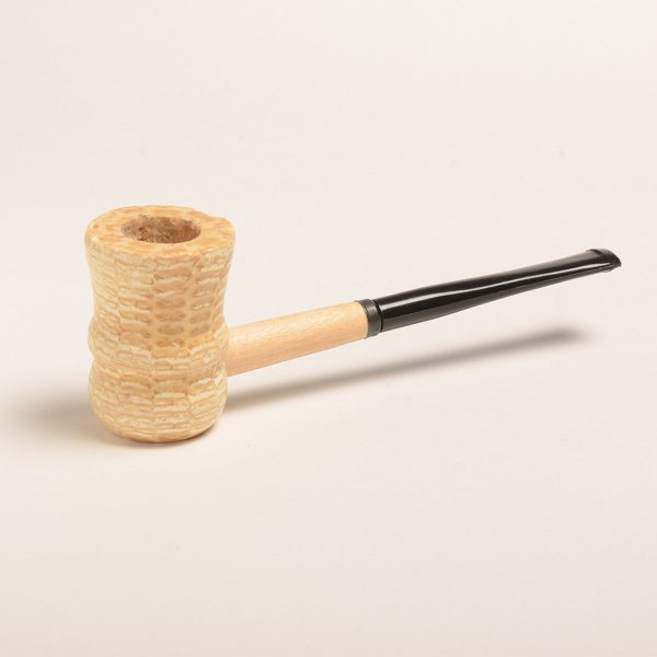 Great Dane Spindle Corn Cob Pipe