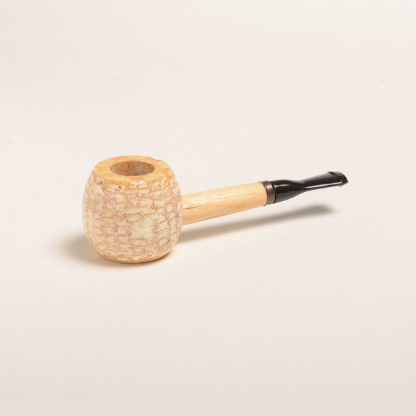 Polished Morgan Corn Cob Pipe-0