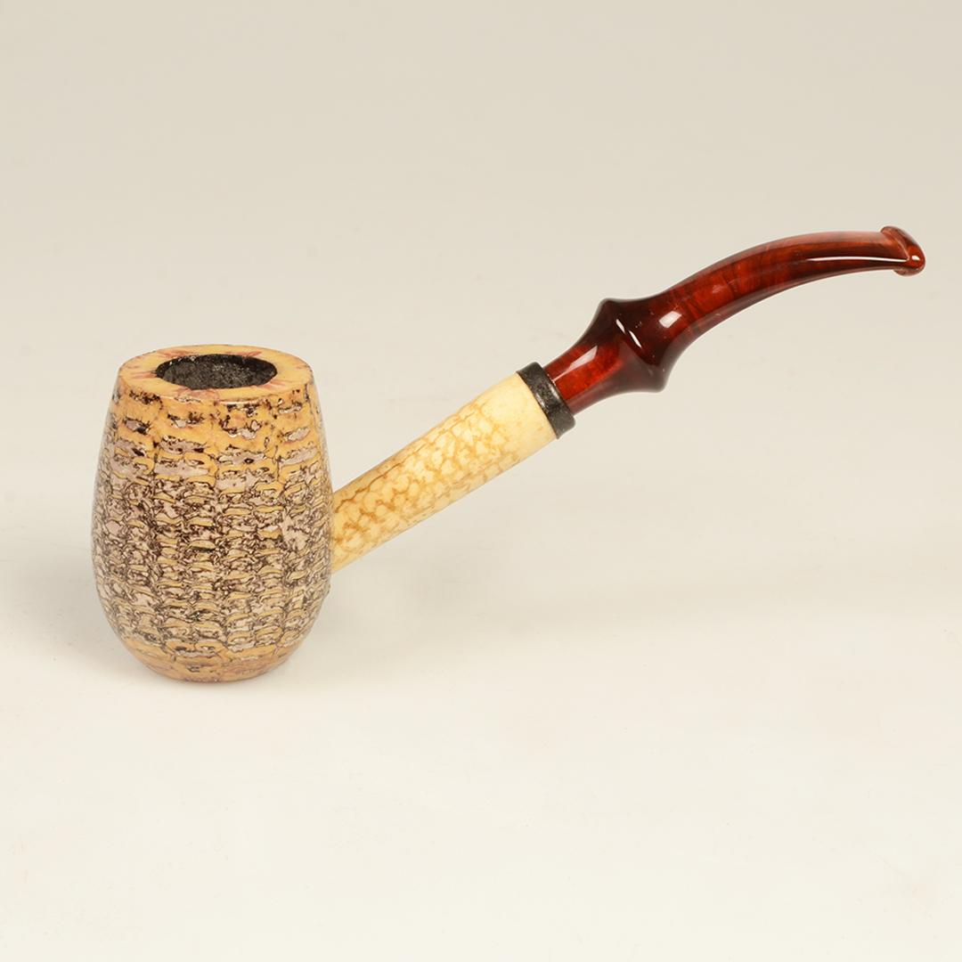 Charles Towne Cobbler Corn Cob Pipe-0