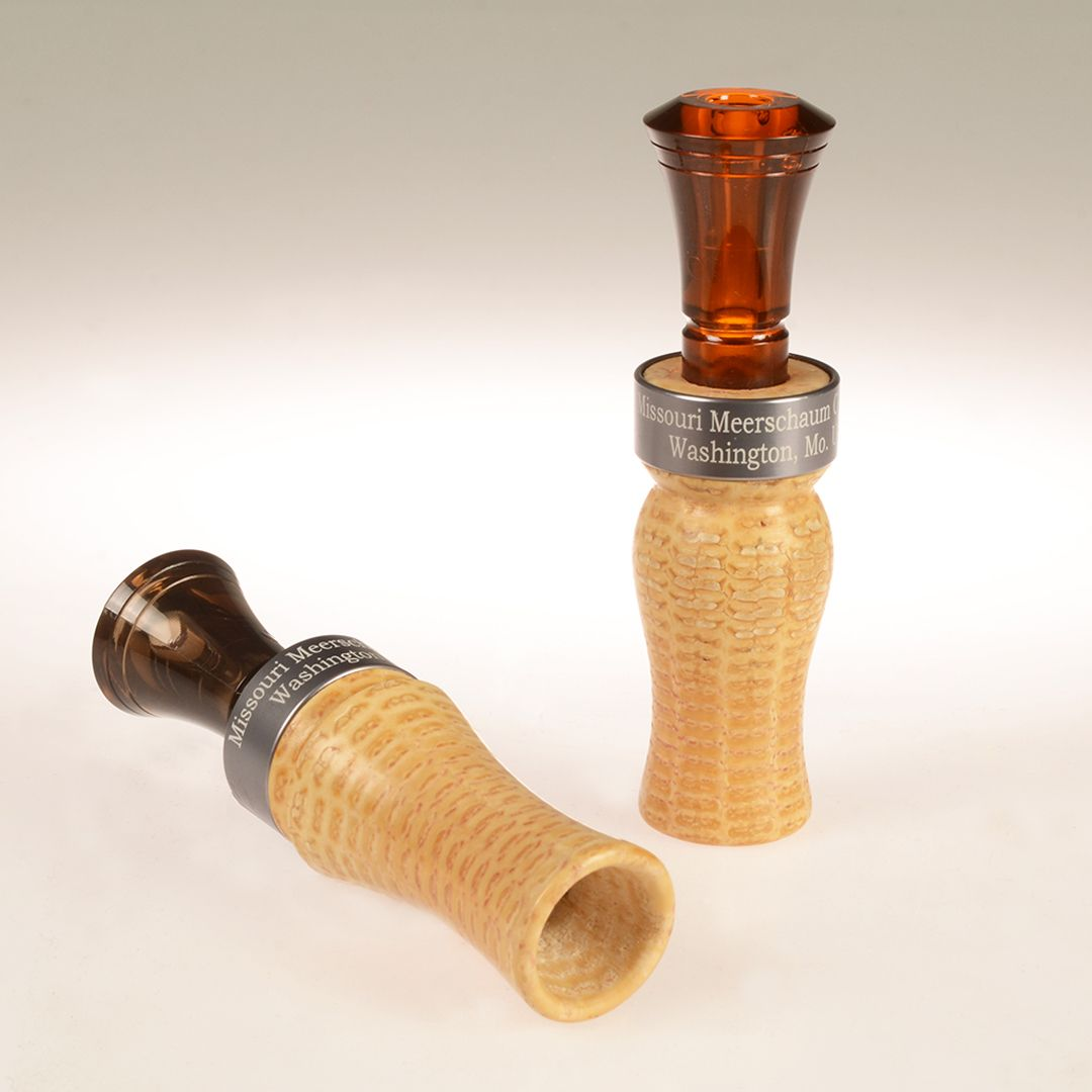Cob Quacker Duck Call by Missouri Meerschaum Company