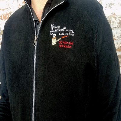 Black Fleece Jacket-550157