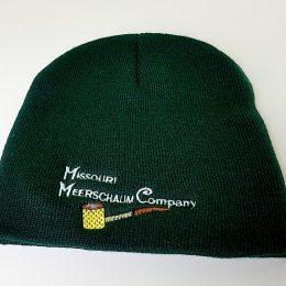 Green Missouri Meerschaum Beanie-0