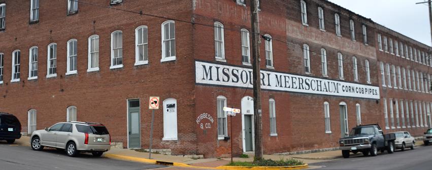 Missouri Meerschaum Building